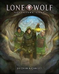 Asterion: Lone Wolf – hra na hrdiny